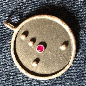 Cancer Zodiac Necklace - Satya Jewelry